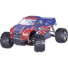 reely 1 5 rc model car petrol monster truck rwd rtr 2 4 ghz