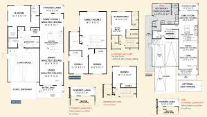 Energy Efficient Homes Floor Plans Plan 6 Ha U0027akea At Ho U0027opili Ewa Beach Hawaii D R Horton