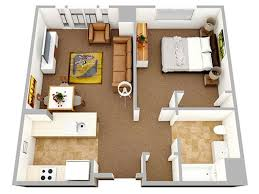 one bedroom apartments one bedroom apartment designs best 25 apartment floor plans ideas