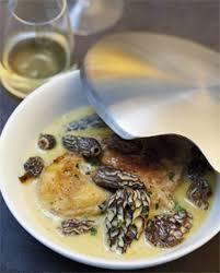 mytf1 fr recettes de cuisine poularde aux morilles et au vin jaune pour 8 personnes recettes