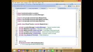 app building class 5 route tracker app building the app routetracker subclass of