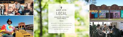 artist collaborations with west elm west elm