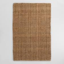 Pier One Round Rugs by Natural Basket Weave Jute Rug World Market