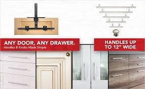 kitchen cabinet door hardware jig the ultimate cabinet hardware jig make me efficient