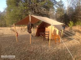 Camping Tent Awning How To Wilderness Wall Tents