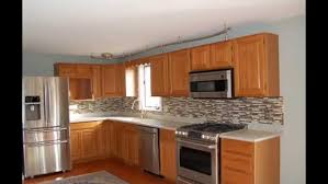 Kitchen Cabinet Reface Cost Resurfacing Kitchen Cabinets Average Cost Paint Cabinets Before