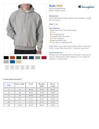 champion s101 reverse weave hooded sweatshirt 38 80 sweater