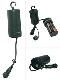 battery pack lights running lights