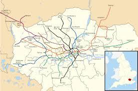 map of the underground in underground