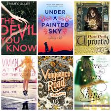 your favorite female driven young novels