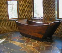 wooden bathtub wooden bathtubs wood tubs luxury tubs bath in wood com