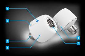 wifi enabled light bulb wireless smart light bulb adapter homekit devices incipio