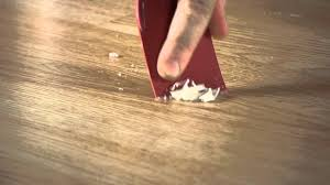 how to remove candle wax from laminate floors let s
