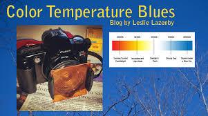 color temperature blues color correction filters