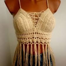best crochet corset top products on wanelo