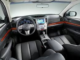 Subaru Tribeca Interior 2010 Subaru Outback The Butch Is Back