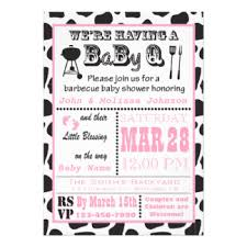 pink cow baby shower invitations announcements zazzle