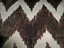lee jofa kravet cut velvet chevron flame stitch zig zag fabric