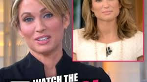 amy robach hairstyle watch gma s amy robach shares her emotional hair cut due to