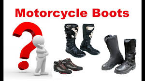 where can i buy motorcycle boots top 3 reasons to buy proper motorcycle boots youtube