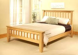 bed frame plans for wooden bed frame plans for king bed frame