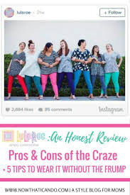 5 Tips To Style A Lularoe An Honest Review On The Pros And Cons Of The Popular