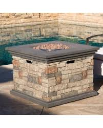holiday special home loft concepts monte propane fire pit