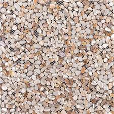 seashell tiles of pearl backsplash irregular mosaic floor