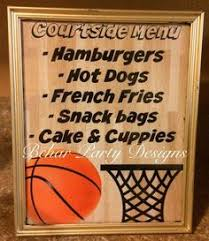 Basketball Themed Baby Shower Decorations Basketball Baby Shower Centerpieces My Dad Planned A Great Menu