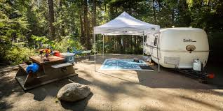 cowichan valley southern vancouver island campgrounds