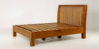 curved bed frame curved headboard solid wood bed frame