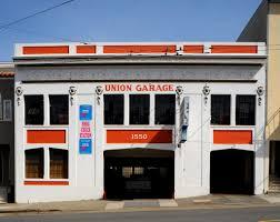 early san francisco parking garages preservation leadership