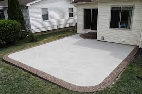 Exposed Aggregate Patio Pictures by Gallery U2013 Cowboy Concrete
