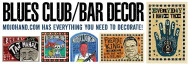 bar decor blues bar decor warehouse get all the art you need for your blues