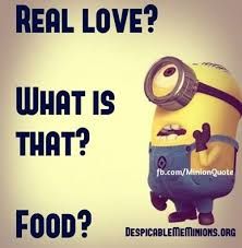 minion quotes real what is that food memions