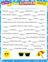 3 spring mad libs for kids free to print and in full color