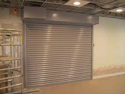 Automatic Fire Curtain Wigan Security Roller Shutters Local Office Cetra Security