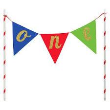 cake banner topper cake topper banner target