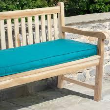 Garden Bench With Cushion Sunbrella 48