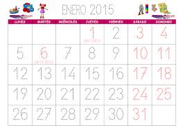 imagenes calendario octubre 2015 para imprimir recursos infantiles relacionados con el calendario