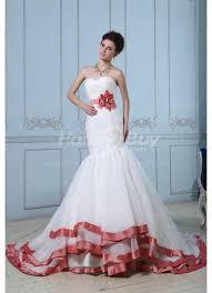 unique wedding dresses sweetheart unique wedding dresses with color