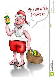Australian Christmas Christmas Cheers Royalty Free Stock Images Image 154839
