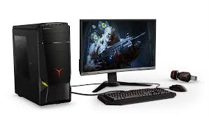 Gaming Setup Maker Lenovo Ups Its Game With New Vr Ready Legion Pc Towers