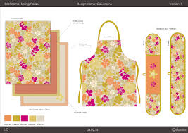 designing for kitchen textiles with laura olivia pattern observer