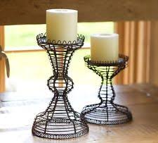 Pottery Barn Pillar Candles Pottery Barn Pillar Candle Holders U0026 Accessories Ebay