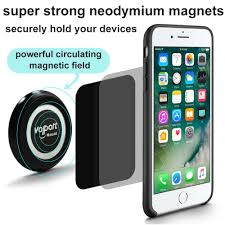 wall mounted magnetic phone holder cell phone mount for car phone