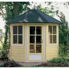 lugarde prima vienna summer house octagonal 250cm diameter