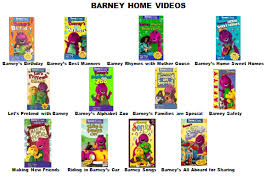 Barney Goes To Videos Vidoemo by Opening Closing To Barney In Concert 2000 Vhs Youtube Barney In
