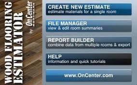 wood flooring estimator free iphone app app decide