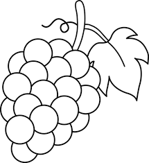 healthy food coloring pages clip art library